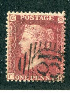 Great Britain #20b Used  VF