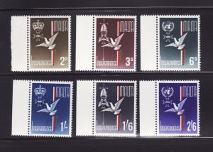 Malta 303-308 Set MNH Malta's Independence (B)