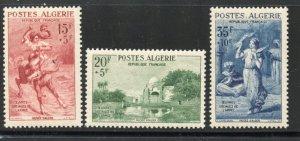 Algeria # B91-3, Mint Never Hinge. CV $ 25.00