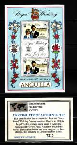 Anguilla 447 MNH Royal Wedding