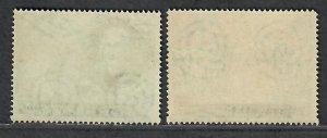 $San Marino Sc#318-319 M/NH/F-VF, complete set, key values Cv. $134