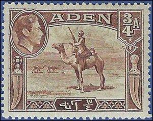 ADEN #17 1939 Mint HR