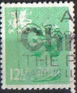GREAT BRITAIN, WALES, used 12 1/2p,WMMH19-20 Machins