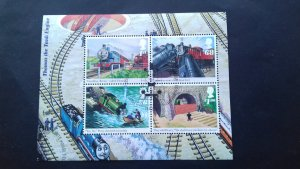 Great Britain 2011 The 100th Anniversary of the Birth of Wilbert V. Awdry Used