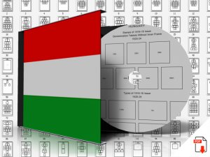 HUNGARY STAMP ALBUM PAGES 1871-2011 (741 PDF digital pages)