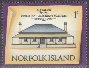 Norfolk Island #156 MNH