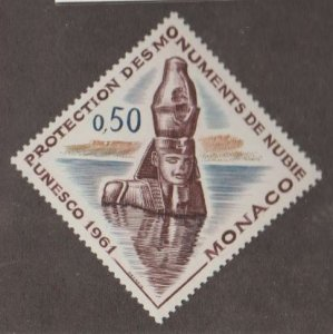 Monaco Scott #479 Stamp - Mint NH Single