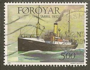 Faroes      Scott   353    Ship   Used
