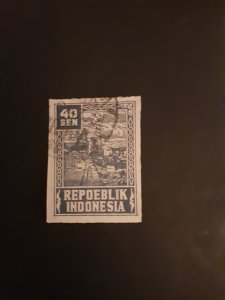 *Indonesia #1L36a                 Used