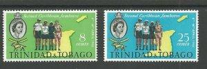 1961 Scouts Trinidad & Tobago 2nd Caribbean Jamboree