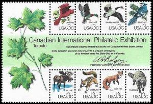 PCBstamps      US #1757 S.S. $1.04(8x13c)CAPEX, MNH, (13)