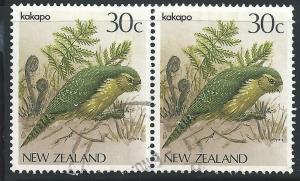New Zealand #766 30c Native Bird Kakapo