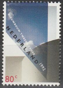 Netherlands #811 MNH