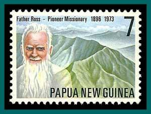 Papua New Guinea 1976 Father Ross, MNH  441,SG313