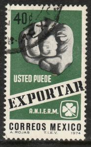 MEXICO 1057 40cts Export Promotion. Used. (428)