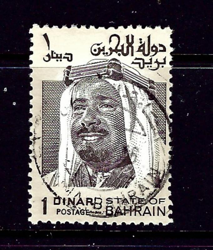 Bahrain 238 Used 1976 issue