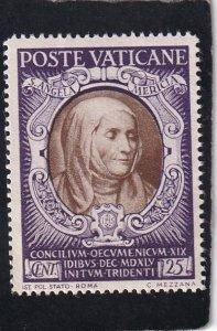 Vatican City    #     111    MNH
