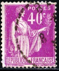 FRANCE #265 , USED - 1932 - FRAN253AFF8