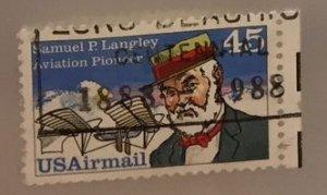 US C118 Used F - Samuel Langley