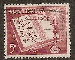 Australia Scott # 339 used. Free Shipping for All Additional Items
