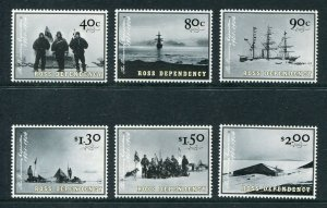 Ross Dependency 2002 Year Set - Complete Year NH Scott L73-78