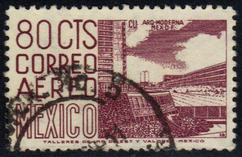 Mexico **U-Pick** Stamp Stop - Box #UP34-E