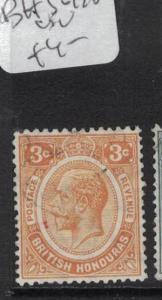 British Honduras SG 128 VFU (1dts)