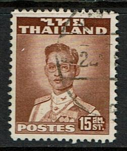Thailand Scott 285 Used (1951-60) King Bhumibol Adulyadej