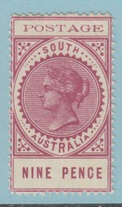 SOUTH AUSTRALIA 125 MINT HINGED OG * NO FAULTS EXTRA FINE !
