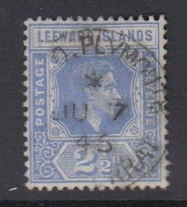 LEEWARD ISLANDS, Scott 108, used