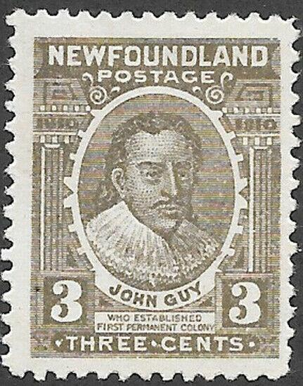 Newfoundland Scott Number 89 F H