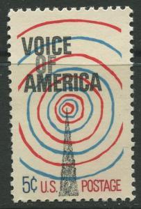STAMP STATION PERTH USA #1329  MNH OG 1967  CV$0.25.