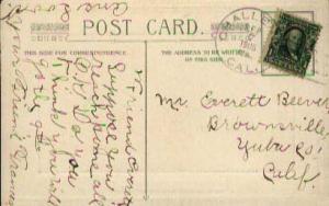 United States, 1902 Definitives, California