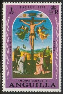 Anguilla #187 - Easter 1974 - MNH (Ang-001)