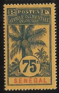 Senegal SC69 MH VF