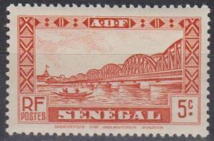 Senegal #146 F-VF Unused (B3840)