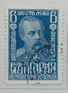 A6P21#91 Bulgaria 1929 6l used