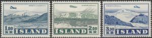 Iceland #C27-9 F-VF Unused CV $67.00