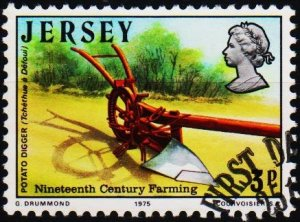 Jersey. 1975 3p S.G.119 Fine Used