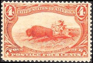 287 Mint,OG,NH... SCV $330.00