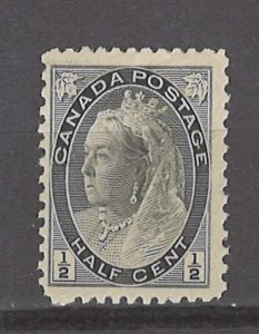 COLLECTION LOT # 3082 CANADA #74 MH 1898 CV+$12.50