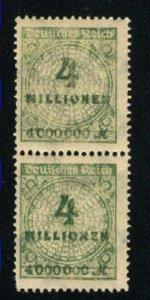 Germany #284   Mint  1923 PD