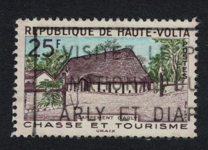 Upper Volta Arly Camp Hunting and Tourism 1962 MNH SG#102