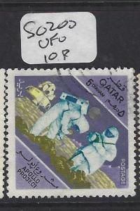 QATAR (P1501B)  SPACE  SG 200  VFU
