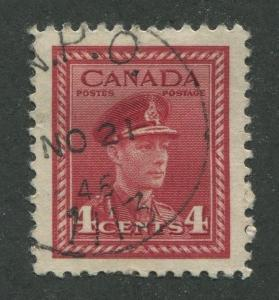 CANADIAN NAVAL POST OFFICE CANCEL N.P.O. 1113