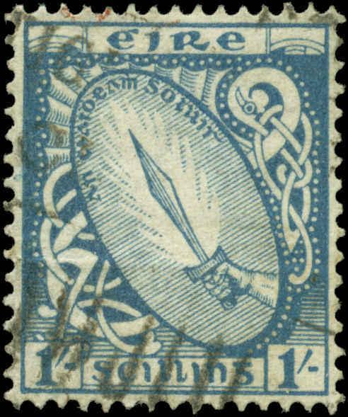 Ireland  Scott #76 Used