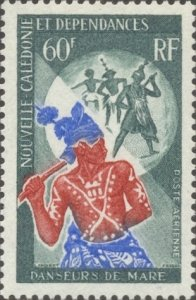 New Caledonia Scott #'s C61 MNH