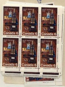 Canada - 1971 Discovery of Insulin X 85 mint #533