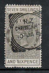 New Zealand #AR9 Very Fine Used