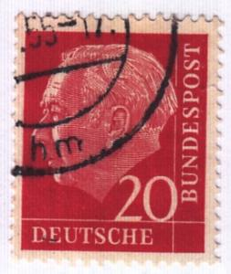 Germany,  Scott # 710 (3), Used